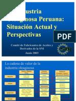 La Industria Oleaginosa Peruana Junio 2003