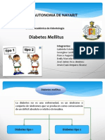 Diabetes Mellitus COMPLETA