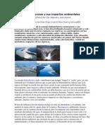 INFO SOBRE Impactos Ambientales y Geo Ambiental