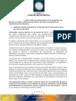11-03-2011 Guillermo Padrés encabezó la ceremonia del 67 aniversario de la sección 28 del SNTE,  donde se mostró abierto a las propuestas del sector magisterial para sumar sus planteamientos al programa.  B031133
