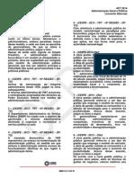 PDF Aula 11 (Aula Extra - Simulado)