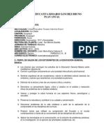 Planificaciones 2014-2015