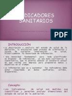4 CLASE N° 4 INDICADORES SANITARIOS
