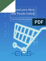 Manual Crear Tienda Online en Chile