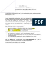 2013 3e el p1 new situational writing - promote arts