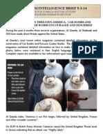 Intelligence Brief - Car Bombs (PDF)