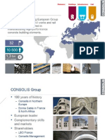 Consolis Asia - Presentation Bonna Pipes - Meralco