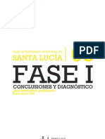 Fase I del Plan Desarrollo Local de Santa Lucía