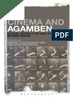 Giorgio Agamben Cinema and Agamben Ethics Biopolitics and the Moving Image