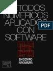 Metodos Numericos Aplicados Con Software - Sholchlro Nakamura - 1ed