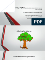 Unidad II Elaboracion de Un Protocolo de Investigacion
