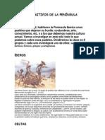 Pueblos Primitivos de La Península Ibérica