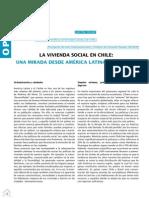CIS Nº2 Vivienda Social en Chile Una Mirada Desde América Latina y El Caribe Joan Mc Donald