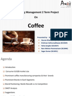Indian Coffee MArket