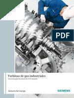 Gas Turbines Broschuere