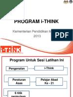 Pengenalan Program i Think
