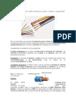 Características de Los Cables Eléctricos - Partes - Calibre y Ampacidad