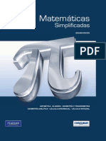 140187675 Matematicas Simplificadas 2da Edicion PDF