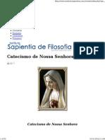 Catecismo de Nossa Senhora