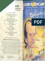 Ed. Ricordi - 1994 - Cancionero Para Tocar - Silvio Rodríguez