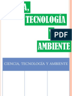 Introducción Ciencia Tecnología y Ambiente
