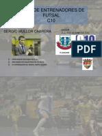 4.Defensa 5x4 Futsal.