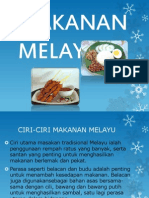 Makanan Melayu
