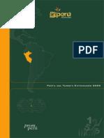 Publicación Perfil Del Turista Extranjero 2005