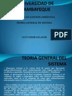 Teoria General Del Sistema