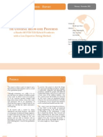 The Universal Prosthesis -- Report 2005-11-18