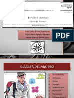 Diarrea Del Viajero - Bioquímica