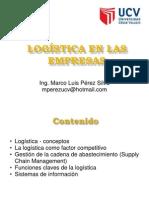 Logistica en Las Empresas