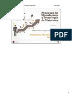 MTA1 Procesos de Manufactura y Tecnologia de Materiales Final