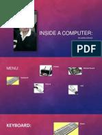 inside a computer presentation