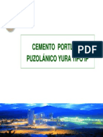 Cemento Puzolánico 2.1