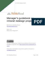 Guidebook Intranet Design v1.33