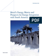 Brazil's Energy Matrix