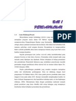 Laporan KP Rusunawa