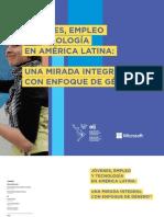 Informe Jóvenes, Empleo y Tecnología en América Latina