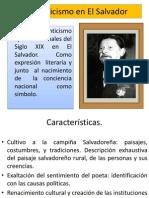 Romanticismo en El Salvador