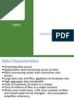 Class 4 HadoopFileSystem