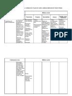 Tabela-matriz - 1ª tarefa - Isabel Moreira