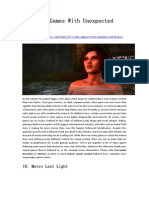 10 Video Games With Unexpected Nudity - GameBasin.com