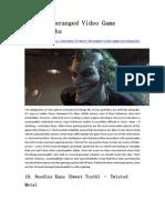 10 Most Deranged Video Game Psychopaths - GameBasin.com