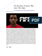 FIFA 15 10 Unlikely Players Who Will Dominate the Game - GameBasin.com