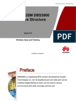 HUAWEI GSM DBS3900 Hardware Structure-20080807-ISSUE4.0.ppt