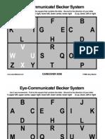 Eye Communicate