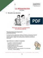 Preparacion de Cultivos Andinos (IRFA-Peru)
