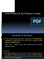 Joint Product by Product