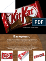 kitkat Product Presentation